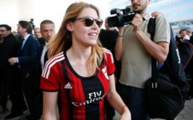 Barbara spacca in due il Milan, Galliani con Tavecchio #figc #tavecchio #berlusconi #milan