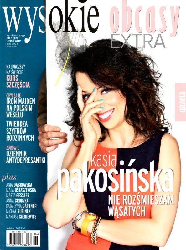 Kasia Pakosińska, SLAP™, Wysokie Obcasy Magazine