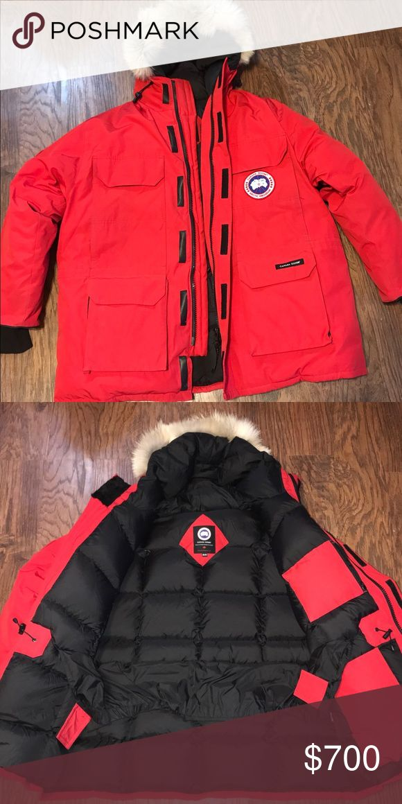 Canadian Goose Expedition Parker Fusion Fit Canada Goose Jackets & Coats Ski & Snowboard
