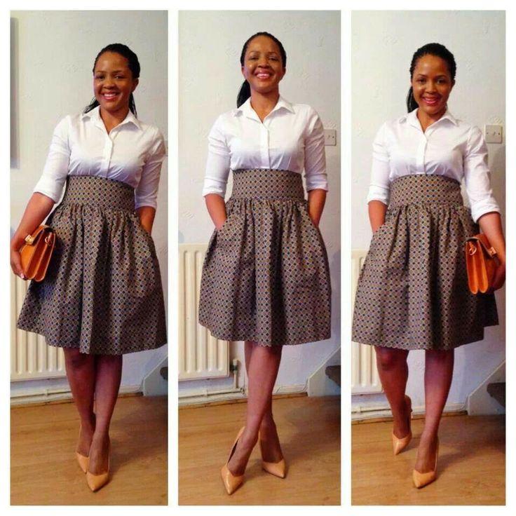 Shweshwe autmn fashion