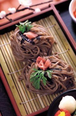 Healthy Benefits of Buckwheat Noodles