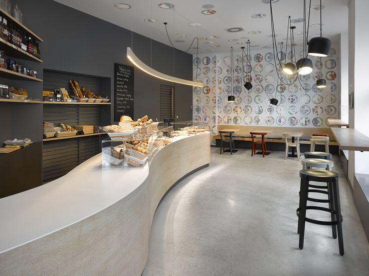Gallery of Cafe. Bistro. Bakery Zahorsky / JRA Jarousek.Rochova.Architekti - 5