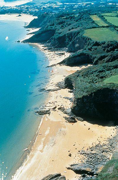 Pembrokeshire Coast, Wales.