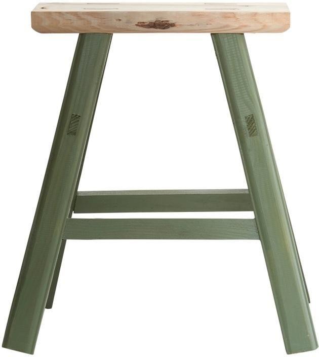 Kruk Simple - pine/groen - House Doctor kopen? LiL.nl