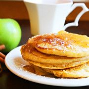 The Comfort of Cooking » Homemade Whole Wheat Pancake Mix