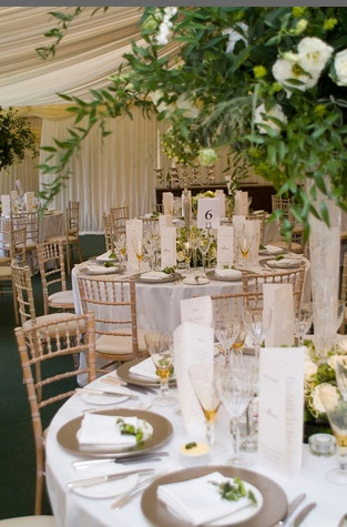 Marquee Tables