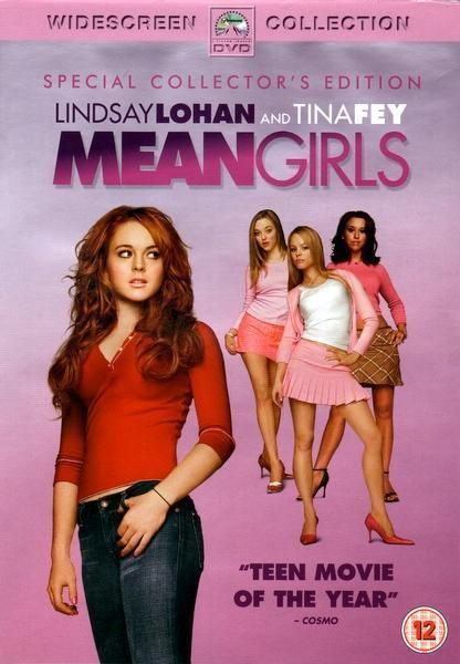 Mean Girls (DVD / Collector s Edition / Lindsay Lohan 2004)