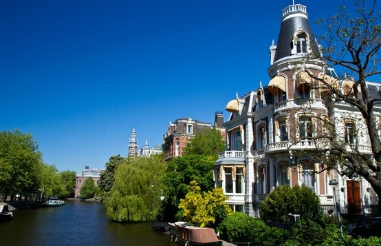Vuelo + Hotel a Ámsterdam desde Madrid