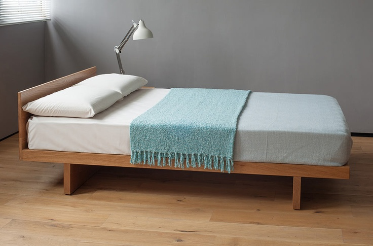 Kyoto Japanese Style Bed Without Headboard in 2020