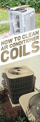 Need help cleaning air conditioner coils? Check out this tip from Simple Green. #SimpleGreen