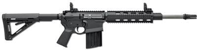 """#DPMS GII #Recon SA .308 Win/7.62x51mm NATO 16"""" 10+1 #AR10 Semi-Auto #Rifle with Magpul MOE Furniture"""