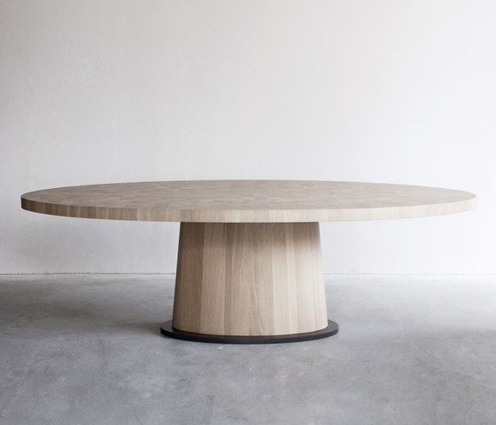 Dining tables | Tables | Kops | Van Rossum | Marlieke van Rossum. Check it out on Architonic