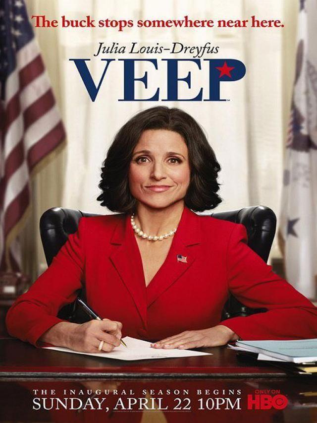 (8) Veep (HBO)