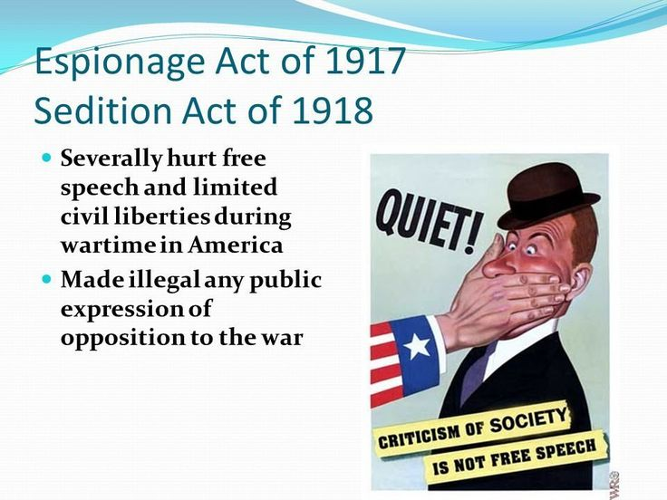 The CPI helped pass the Espionage Act of 1917 which made profane and disloyal language about the constitution and government a federal offense.