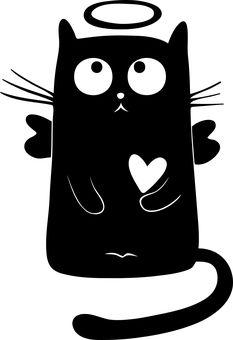 Angelic, Kot, Koci, Otoczka, Serce