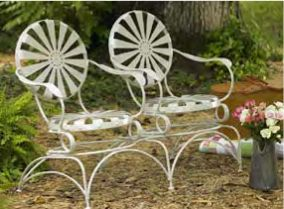 unusual outdoor furniture. unusual sprung seat sunburst armchairs ca 1920 armchairsgarden furniture case outdoor