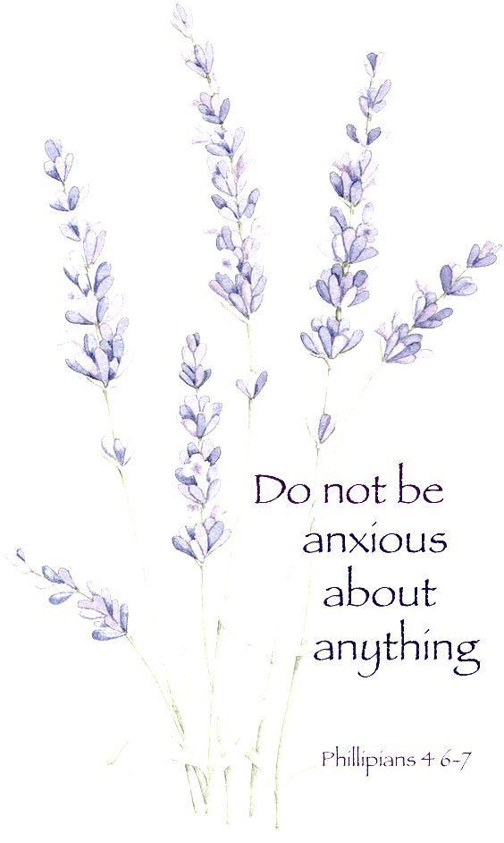 ~Philippians 4 6-7