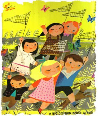 Today would've been illustrator May Blair's birthday (thanks Google!)... her work is pure classic art