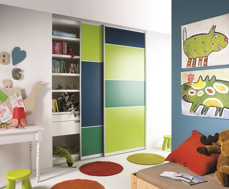 Take a look at our children's range of sliding wardrobe doors from our leading suppliers IDS.
