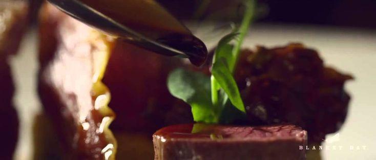 Savour fine food & wine in elegant surroundings at Blanket Bay