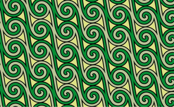 """""""Classical Celtic pattern"""" -- many patterns free to download at the click-through."""