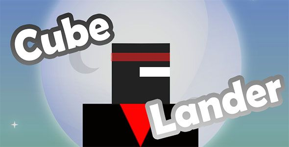 Cube Lander - Android Game Template Download here : https://codecanyon.net/item/cube-lander-android-game-template/17437672?ref=Ponda