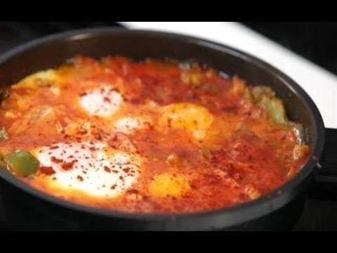 """""""300 калорий"""": шакшука - любимое блюдо Ближнего Востока; готовит Уриэль ..."""