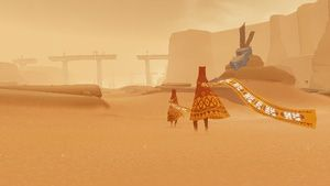Journey: Collector's Edition PS3 Review: Journey