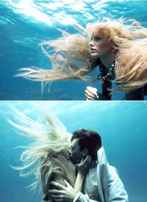 daryl hannah in splash, 1984