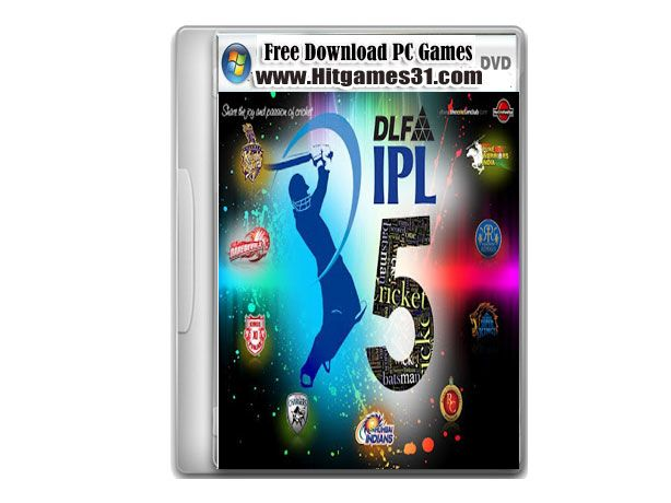 free ipl cricket game  2009