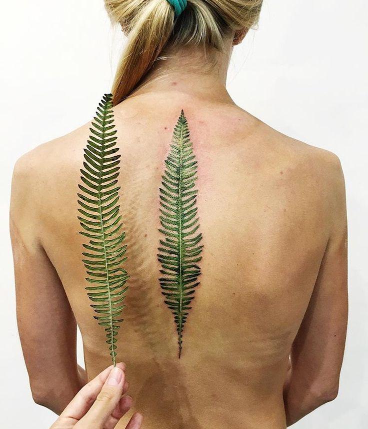 Rit Kit Tattoo Leaf