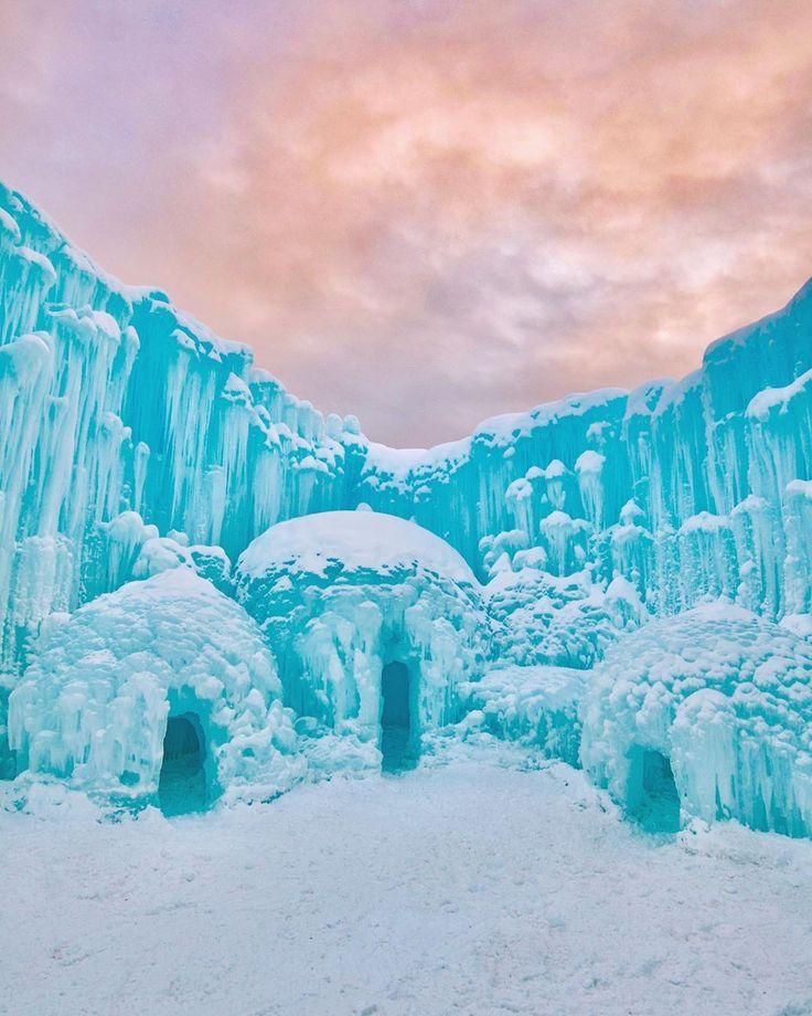"Corrine Thiessen On Instagram: ""The Must See Ice Castles"