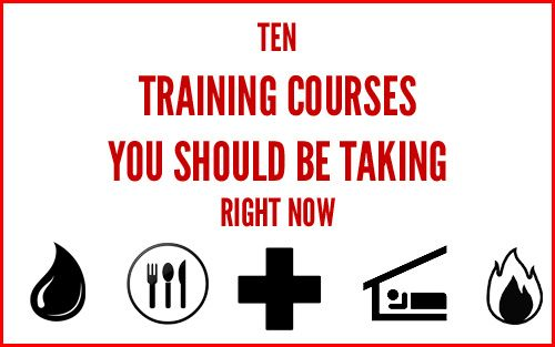 Top 10 Training Courses You Should Take Right Now