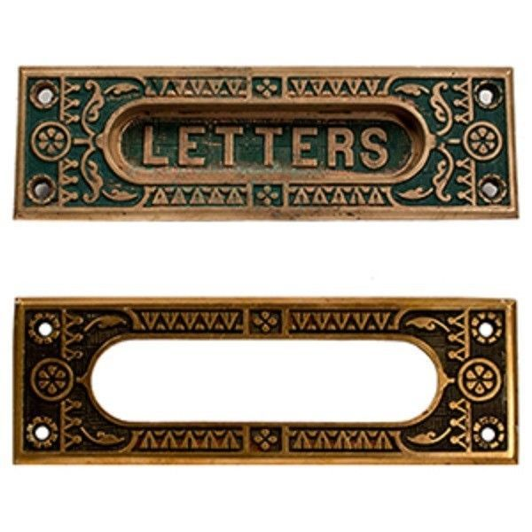 Antique Bronze Windsor Mail Letter slot - 36 Best Mail Images On Pinterest For The Home, Mail Boxes And Cool