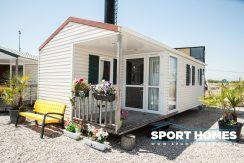 ¿Has pensado en instalarte en la parcela una casa prefabricada #mobilhome?. #transporte y nivelación incluidos en el precio con Sport Homes en http://www.sport-homes.com/Home.html