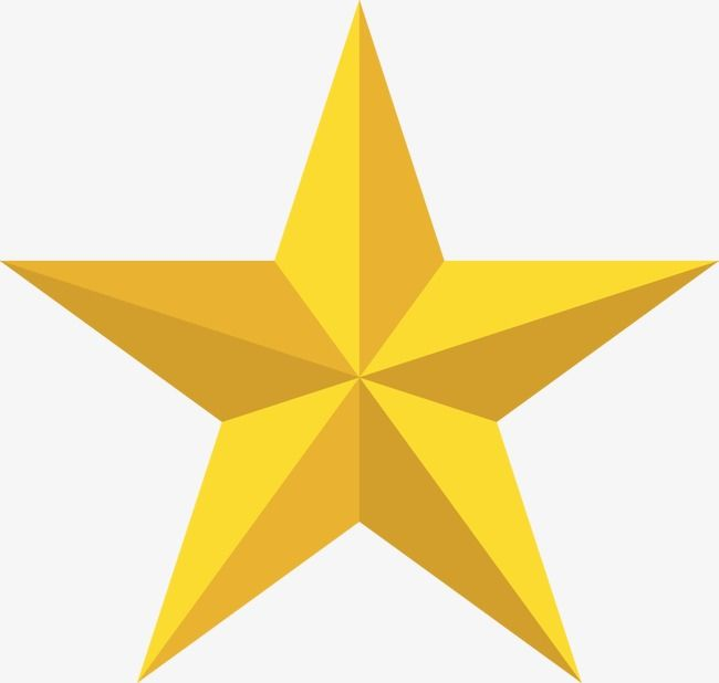 Yellow Five Pointed Star Star Clipart Yellow Star Png Transparent Clipart Image And Psd File For Free Download Star Clipart Stars Clip Art