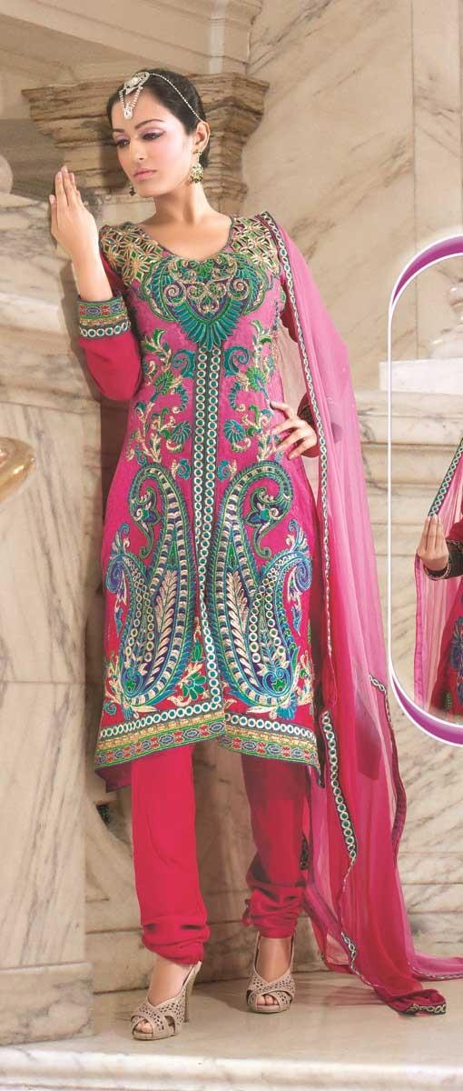 366 Best Images About Salwar Kameez Churidar Suits On
