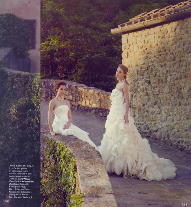 Vogue Sposa – Settembre 2011