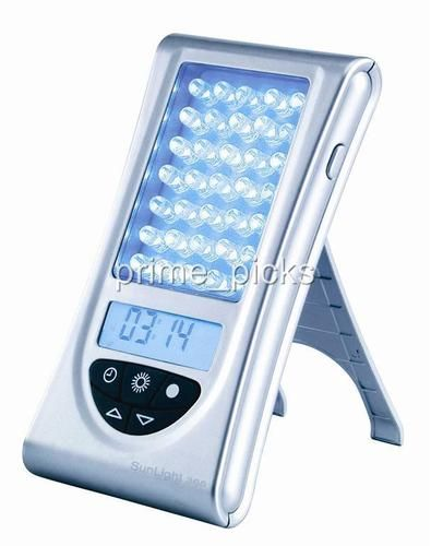 Portable Artificial Sunlight Sad Therapy Light Box 10 000 Lux | eBay $49.95