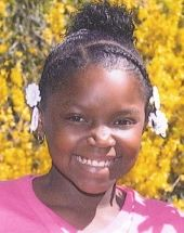 Serenity, 11, from NJ, likes church choir and chik-filet
