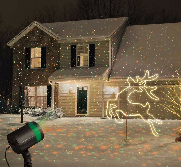 23 best Outdoor Laser Star Projector images on Pinterest - christmas decoration projector