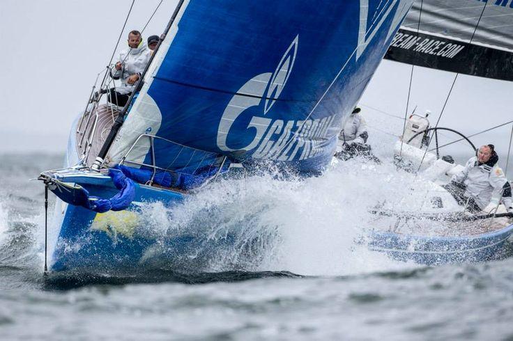 The racing continued despite the difficult conditions at the Delta Lloyd North Sea Regatta © Sander van der Borch / NSR