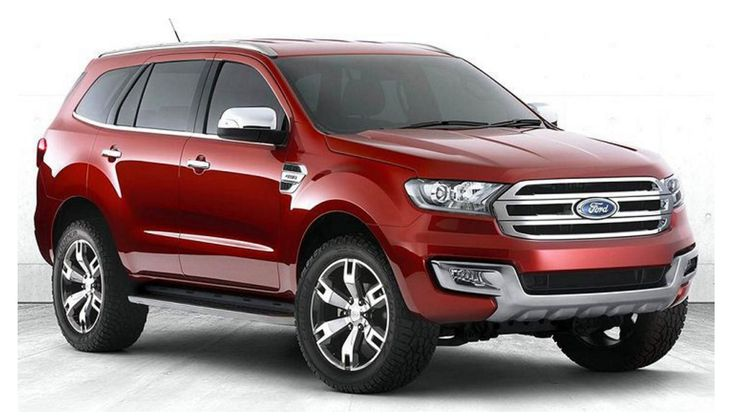 2018 Ford Everest Review And Release Date