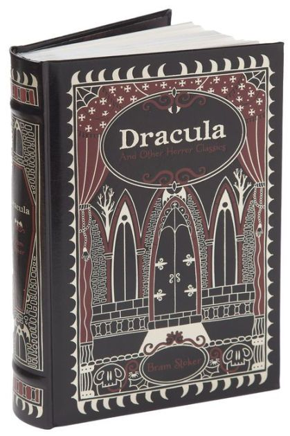 Dracula and Other Stories by Bram Stoker | 07/22/2013 | ISBN 9781435142817 #BarnesandNobleCollectibleEditions