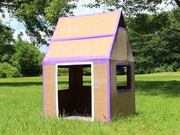 17 Best ideas about Cardboard Box Fort on Pinterest | Cardboard ...