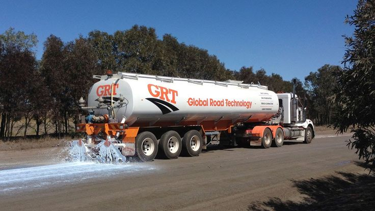 Global Road Technology Soil Stabilization and Dust Control Solutions Cor...