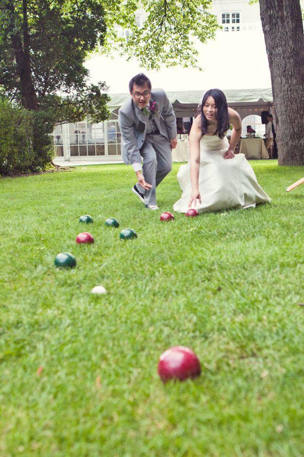 pre wedding games