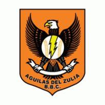 AGUILAS DEL ZULIA ESCUDO Logo. Get this logo in Vector format from http://logovectors.net/aguilas-del-zulia-escudo/
