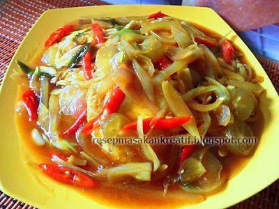 Resep Telur Asam Manis   Resep Masakan Indonesia (Indonesian Food Recipe)
