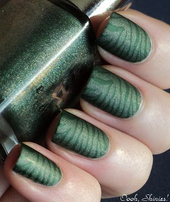 317 best nail polish designs images on pinterest animal prints dragon with tiger stripes nail design matte finish prinsesfo Image collections